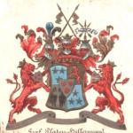 Wappen der Grafen von Platen-Hallermund